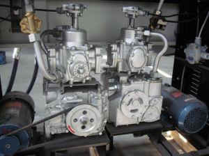 Exporteur Tasuno der Pumpanlagen