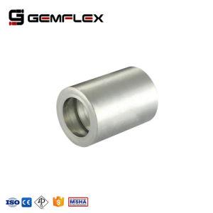 油圧適切なフェルールカラー二つの部分から成ったホースはコネクターの後につく