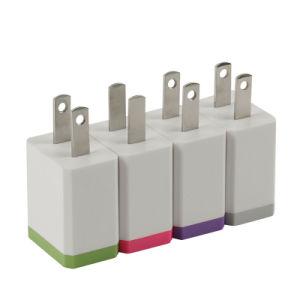 5V 1A noi caricatore del telefono del caricatore della parete del USB della spina dal prezzo di fabbrica di Shenzhen