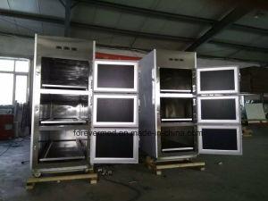 Ss를 가진 찬 매장 냉장고 (단 하나 시체) 장례식 냉장고 Equipmet