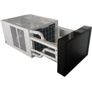 Eerthermal alta para a janela Solar Híbrido Condicionador de Ar