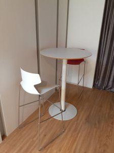 –la Qualité La Bar Table Chaise Haute Ansibifma Standard Et Norme n0w8mNv