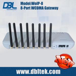 DBL GoIP WoIP 8 Port Gateway WCDMA