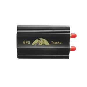 Tarjeta SIM de posición GPS vehículo Tracker seguimiento por teléfono celular o PDA GPS103A