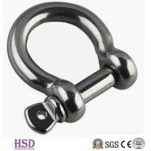 잠그개 삭구 기계설비를 위한 스테인리스 Steel304/316 D 유형 수갑