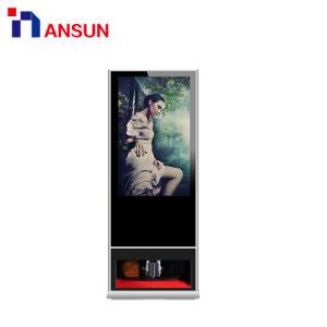 Жк-дисплей цифровой датчик перемещения башмака для торгового центра реклама дисплей
