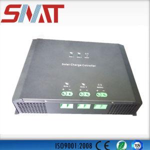 Para proteger la batería 60A/100 Controlador PWM de un controlador de carga solar