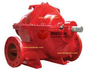 pompa ad acqua di lotta antincendio di 750gpm 90m UL/FM stabilito elencata