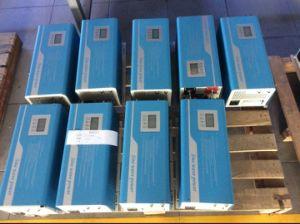 2kw 24VDC/48VDC weg vom Rasterfeld-Solarinverter für Solarprodukte