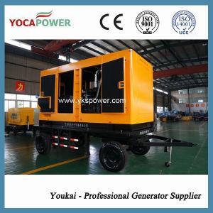 gruppo elettrogeno silenzioso di potere del generatore diesel elettrico 200kw