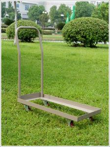 접는 의자를 위한 의자 손수레