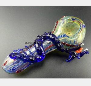 3.74 Zoll-Drache-Glasfilterrohr des Rauch-Rohres