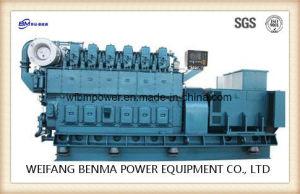 Gruppo elettrogeno diesel marino con il motore di Schang-Hai