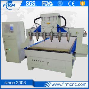 Carpintería Multi-Head nuevas máquinas de grabado CNC