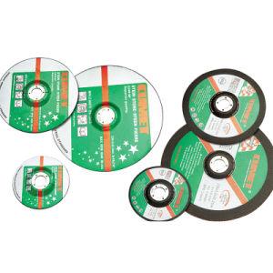 MPa 증명서를 가진 돌 (230X3.2X22.2) 연마재를 위한 낙담한 센터 커트오프 바퀴