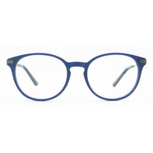 2018 de Nieuwe Oogglazen Eyewear Van uitstekende kwaliteit van het Frame van de Acetaat Optische met de Tempels van het Metaal, Matte Kleuren