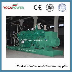 1500kw産業使用4の打撃エンジンディーゼル力の電気発電機