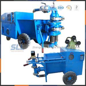 Высокое рабочее давление Высокая эффективность минометного электродвигателя насоса