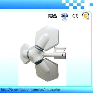 Ajustar la temperatura de color Shadowless LED Lámpara operativo quirúrgico (SY02-LED3+3)