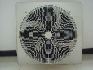 200mm-900mm ventilador axial com Motor Interno