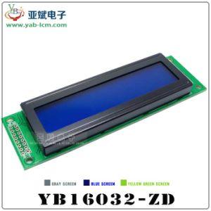 Schermi cinese 160 * della grata LH-Zd della fabbrica 16032 della visualizzazione del modulo LCM dell'affissione a cristalli liquidi schermo di monocromio 32