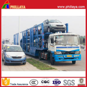 Aluguer de veículo de transporte SUV/Transportador Hidráulico do Reboque Transportador Automático