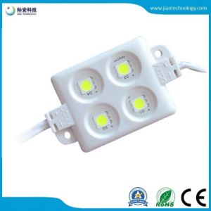 modulo di bianco 5050 4PCS 12V LED di 55*34mm
