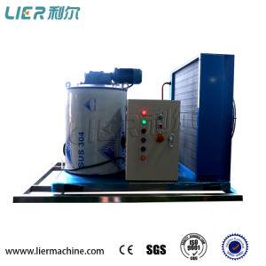 Flake Ice maker máquina para hacer secar, puro Powder-Less flake ice