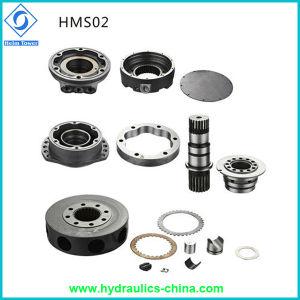 De veranderlijke Hydraulische Motor van Poclain van de Verplaatsing Ms02
