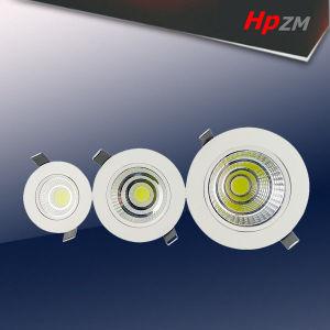 illuminazione LED Downlight del soffitto di alto potere della PANNOCCHIA di 9W 12W 15W