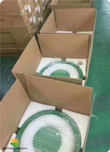 Illuminazione alimentata solare Integrated del giardino di controllo LED del temporizzatore di figura rotonda 30W (SNSTY-Y230)