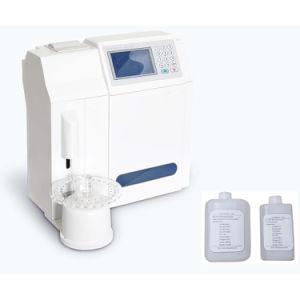 La pantalla táctil Analyzer-Auto analizador de electrolitos electrolitos