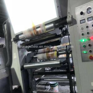 Hoge snelheid 8 de Machine van de Druk van de Rotogravure van de Film van de Kleur