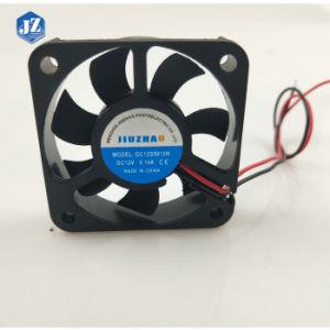 50x50x10mm 5010 Prevención del polvo resistente al agua IP67 DC para el Ventilador Axial Ventilador de refrigeración