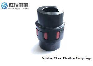 Accoppiamento flessibile dell'elastomero del ragno della mascella