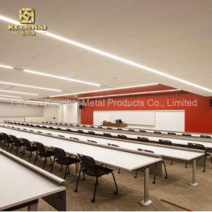 Sala de conferência perfurado para placa de Teto Acústico (KH-MC-P9)