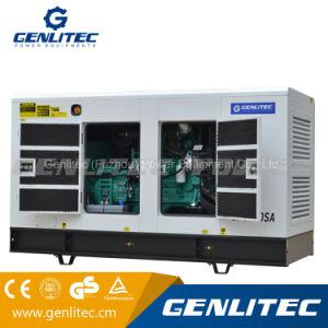 Cummins를 가진 최고 침묵하는 유형 80kVA 100kVA 150kVA 디젤 엔진 생성 세트