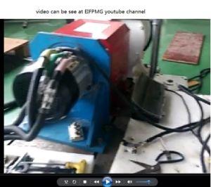 Kundenspezifischer Funktions-erhältlicher Dauermagnetmotor 10kw3000rpm96V