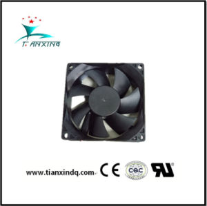 TXKF-8025M 5V -24V Gleichstrom-schwanzloser Rahmen-axialer Kühlventilator