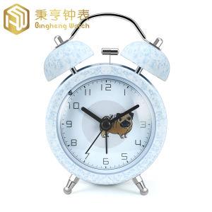 Nuevo reloj de acero de marcado de dibujos animados