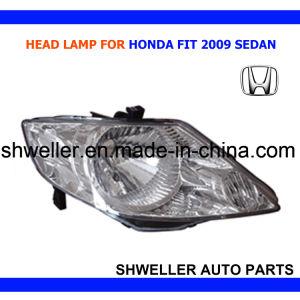 Lâmpada de cabeça para Honda Fit 2003 Sedan