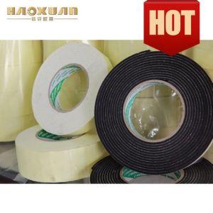 Cinta de espuma de PE de acrílico de espuma de doble cara cinta adhesiva cinta agarre para autos