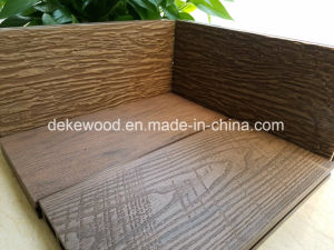 Banheira de venda de madeira plástica deck composto/ Piscina Flooring WPC