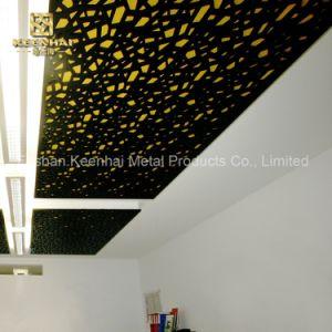 Fantástico design oco do tecto de metal da placa (KH-MC-P23)