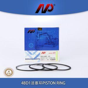 4BD1 건설장비 고품질을%s 가진 소형 굴착기 엔진 부품 피스톤 링