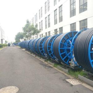 Landbouw Beweegbare Nevel 300m*60m van het Systeem van de Machine van de Irrigatie van de Reiziger van de Sproeier