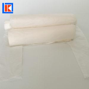 PLA Pbat D2wの屑のための生物分解性のCompostable Tシャツ袋