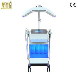 8 In1 de Multifunctionele Apparatuur van de Schoonheid van de Machine van de Zorg van de Huid van Dermabrasion Aqua van de Diamant van Microdermabrasion van de Schil van Hydra van de Zuurstof Gezichts Straal