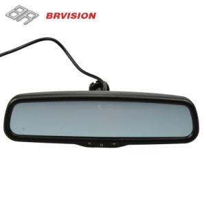 video dello specchio di automobile 3.5inch