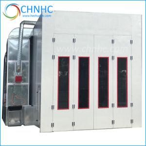 Auto Industrial aluguer de equipamentos de oficina de cabines de pintura com marcação, ISO